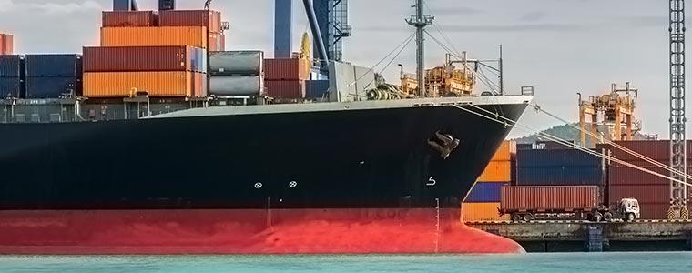 Sea Freight Forwarding | BAKHTERA