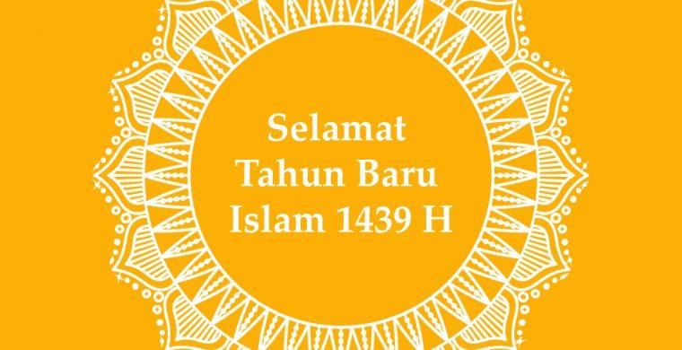 Islamic New Year 1439H