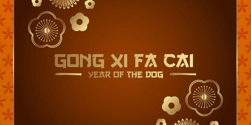 Gong Xi Fa Cai bfw 2018